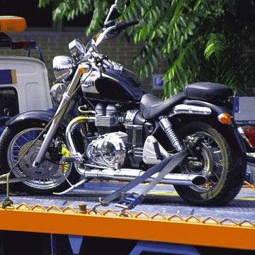 Эвакуатор мотоциклов